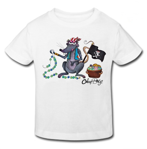 T-Shirt - Piratenratte