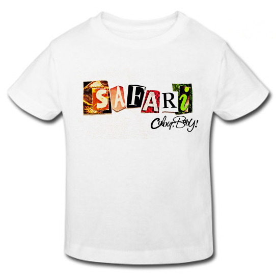 T-Shirt - Safari